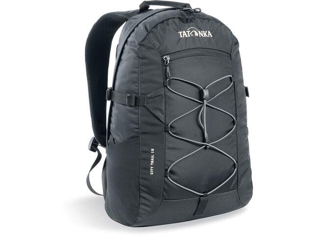 da9d91e134d Tatonka City Trail 19 Rygsæk, black | Find outdoortøj, sko & udstyr ...